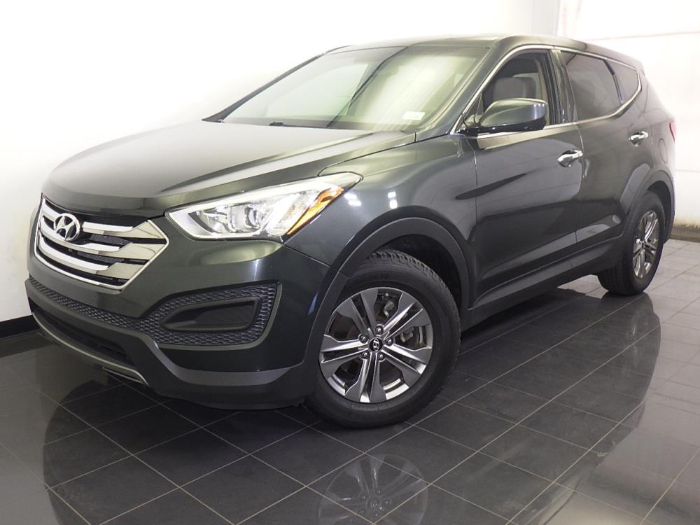 2014 Hyundai Santa Fe Sport  - 1070065960