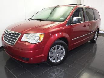 Used 2010 Chrysler Town and Country