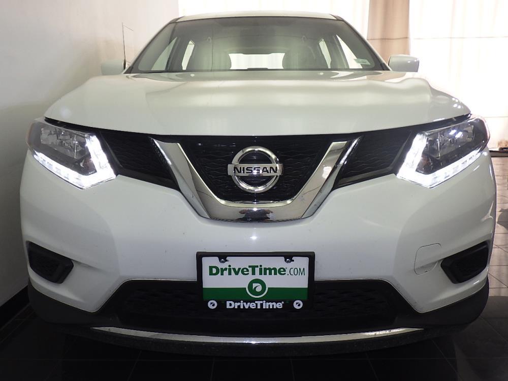 2016 Nissan Rogue S - 1070066057