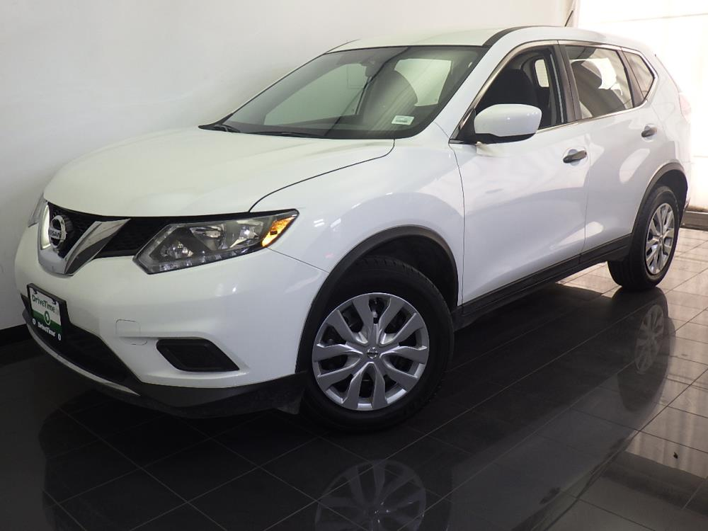 2016 Nissan Rogue S - 1070066057