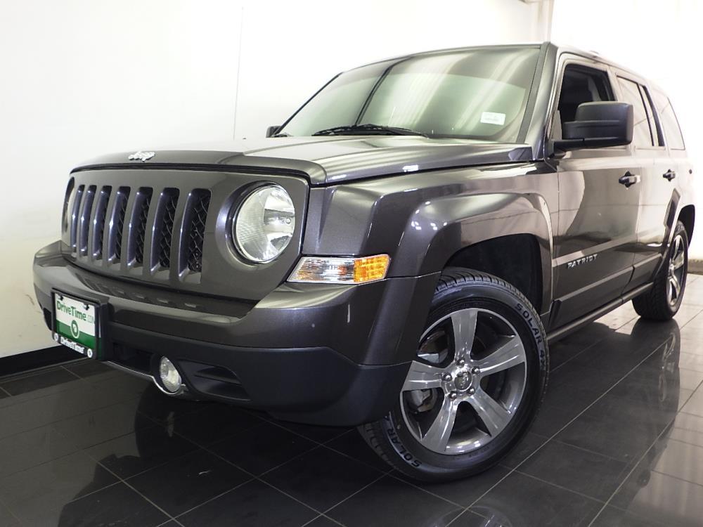 2016 Jeep Patriot High Altitude Edition - 1070066102