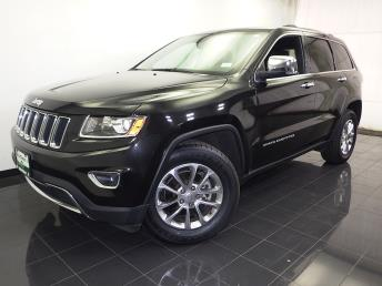 2014 Jeep Grand Cherokee Limited - 1070066106