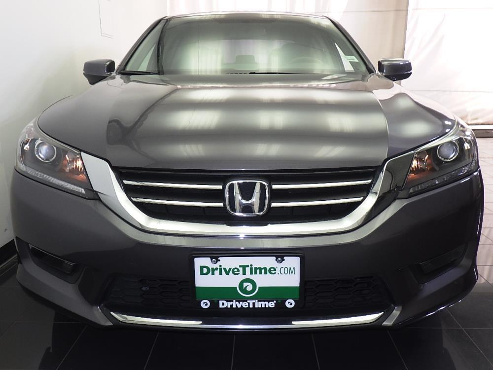 2015 Honda Accord EX - 1070066242