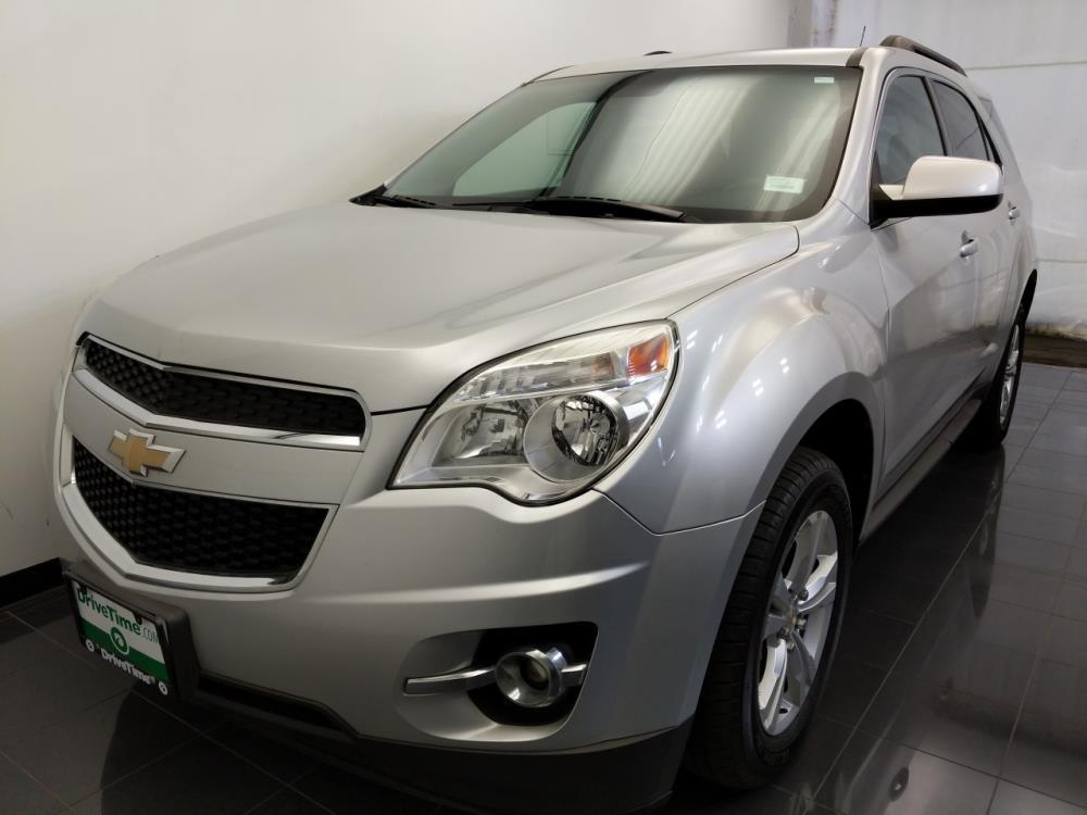 2012 Chevrolet Equinox LT - 1070066292