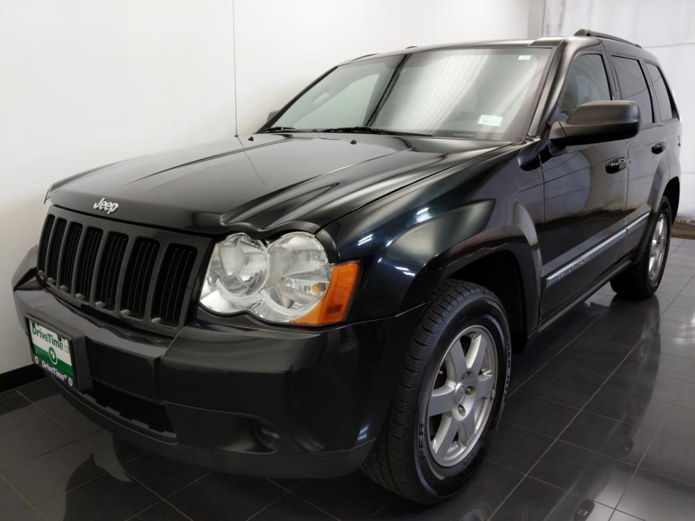 2010 Jeep Grand Cherokee Laredo - 1070066364