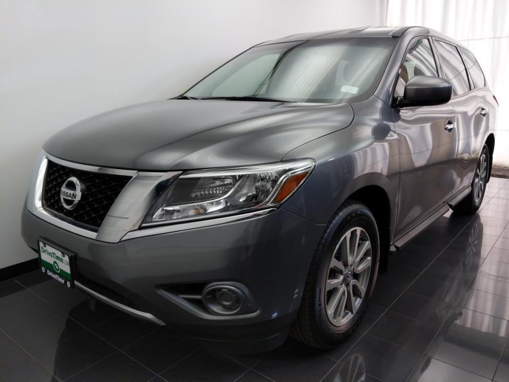 2015 nissan pathfinder s for sale in las vegas 1070066371 drivetime. Black Bedroom Furniture Sets. Home Design Ideas