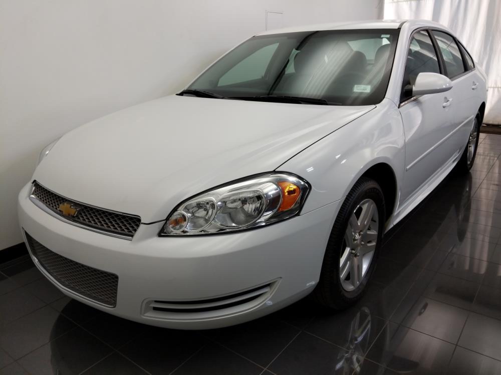 2016 Chevrolet Impala Limited LT - 1070066409
