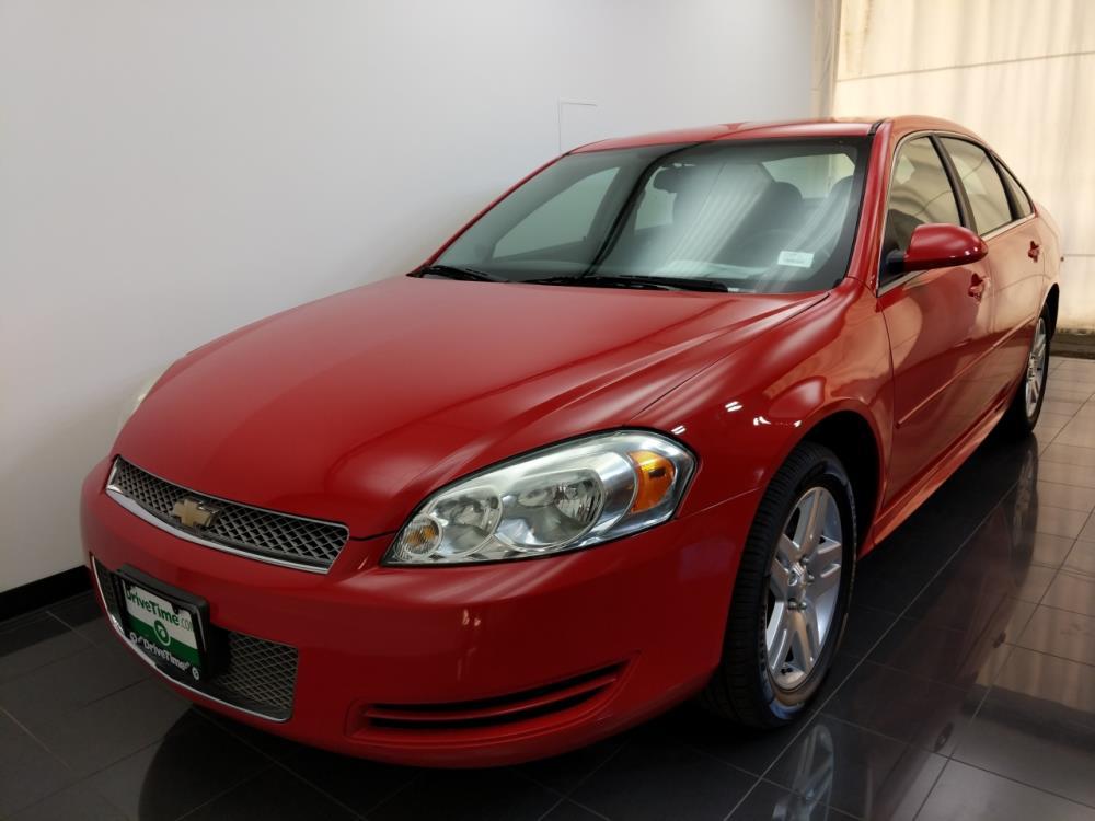 2013 Chevrolet Impala LT - 1070066519