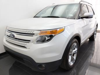 2014 Ford Explorer Limited - 1070066568