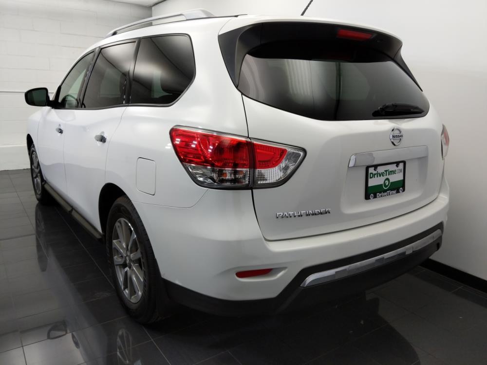 2016 Nissan Pathfinder S - 1070066611