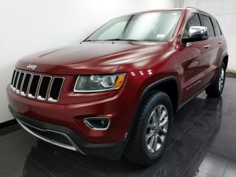 2015 Jeep Grand Cherokee Limited - 1070066644