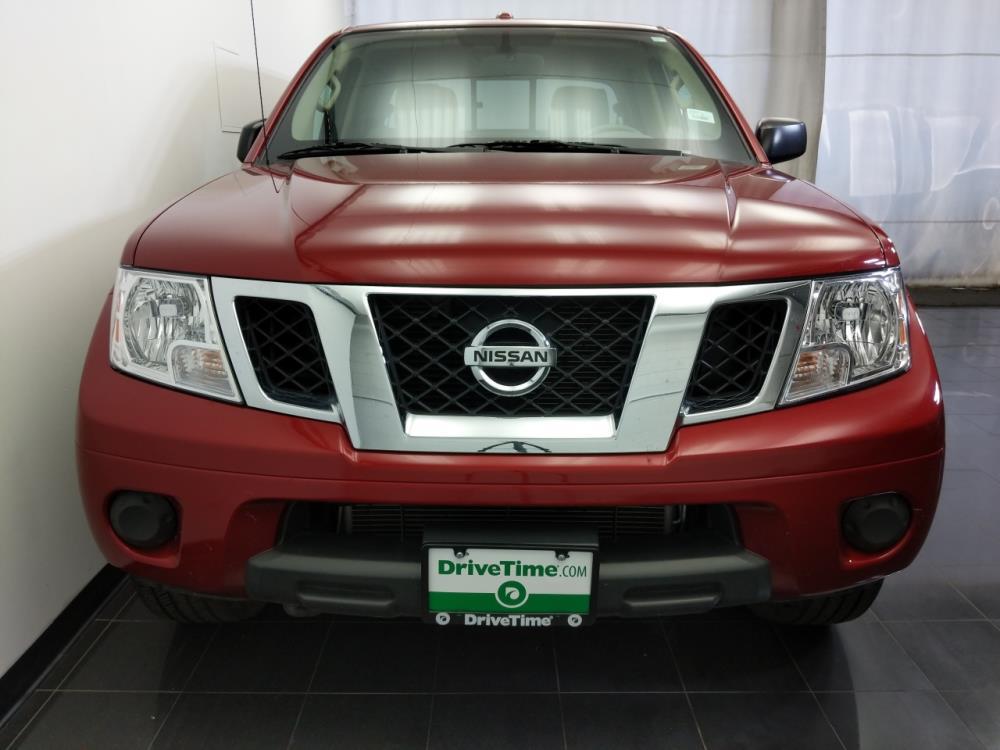 2017 Nissan Frontier Crew Cab SV 5 ft - 1070066683