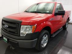 2014 Ford F-150 Regular Cab XL 6.5 ft