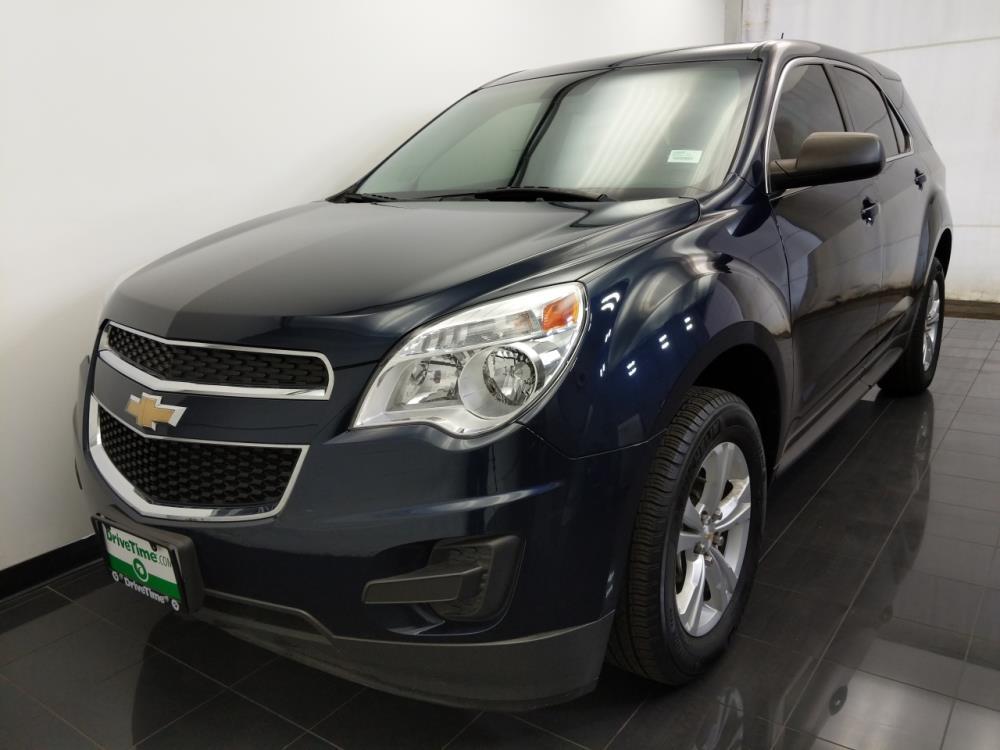 2015 Chevrolet Equinox LS - 1070066772