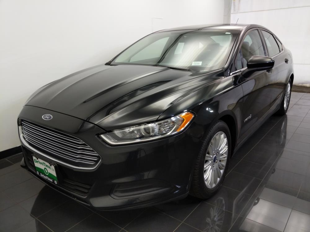 2015 Ford Fusion S Hybrid - 1070066776