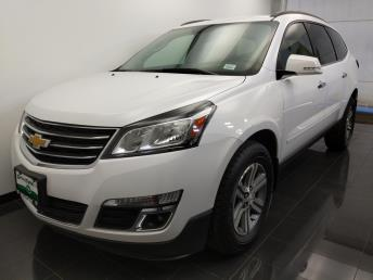 2016 Chevrolet Traverse LT - 1070066829