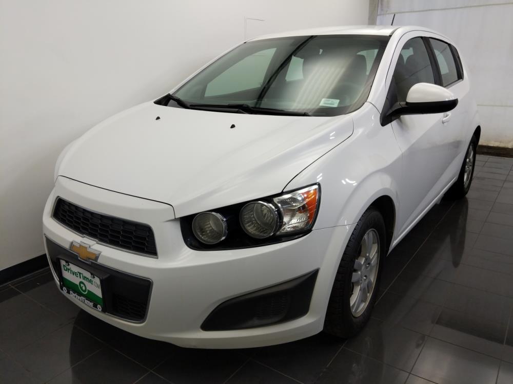 2015 Chevrolet Sonic LT - 1070066846