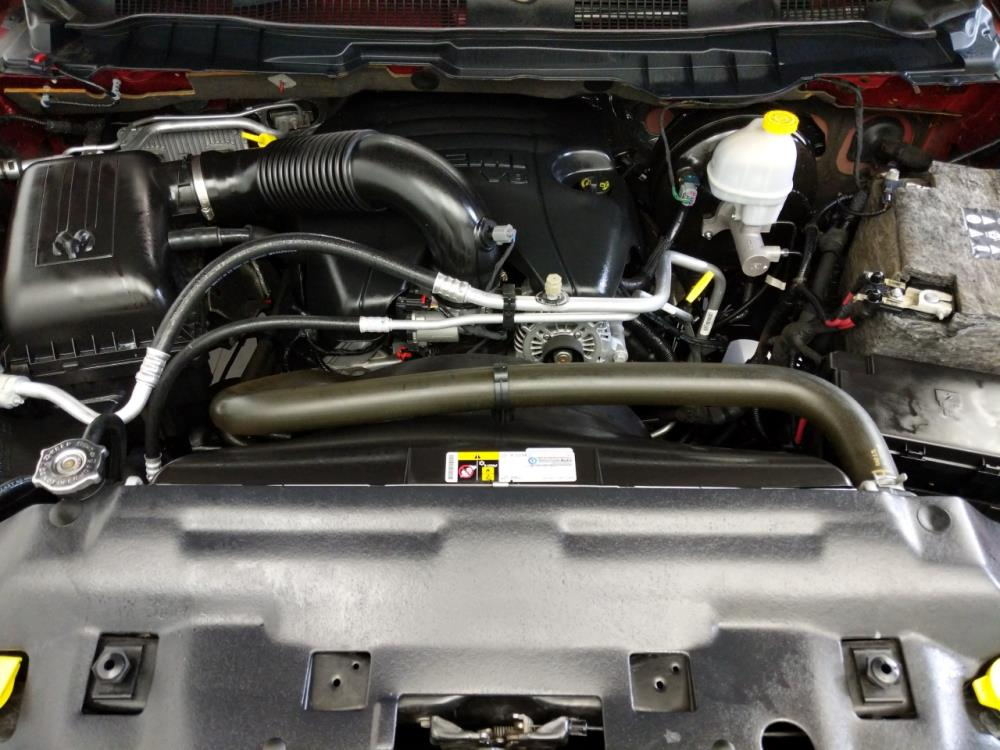 2014 Dodge Ram 1500 Quad Cab Express 6.3 ft - 1070066913