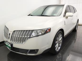 Used 2012 Lincoln MKT
