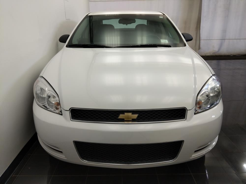 2013 Chevrolet Impala LS - 1070066963