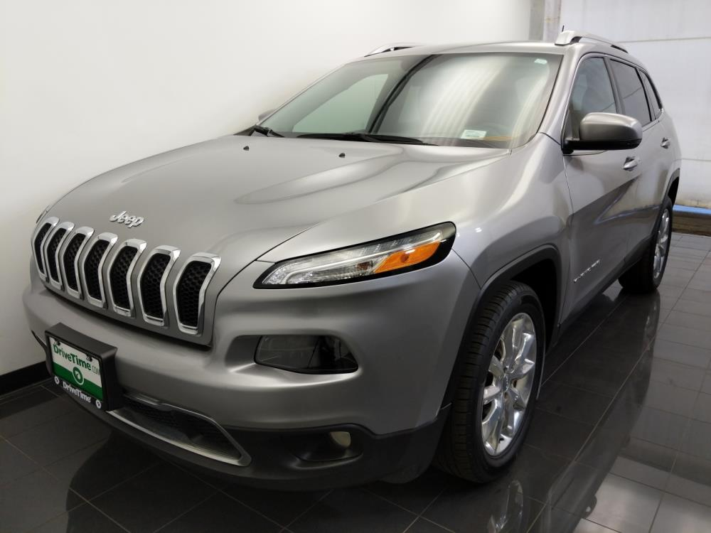 2016 Jeep Cherokee Limited - 1070066975