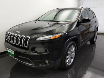 2016 Jeep Cherokee Limited - 1070066976