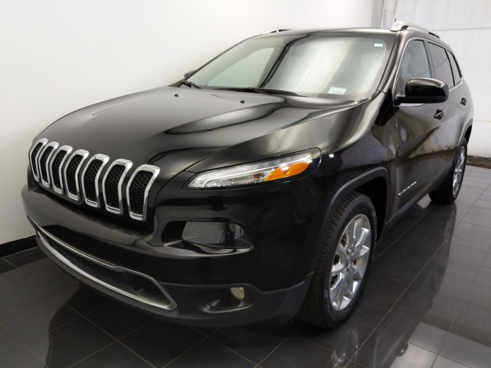 2017 Jeep Cherokee Limited - 1070066977