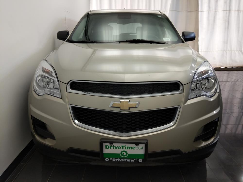 2015 Chevrolet Equinox LS - 1070067008