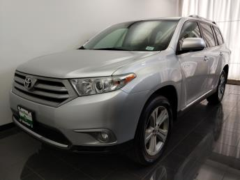 2013 Toyota Highlander Limited - 1070067068