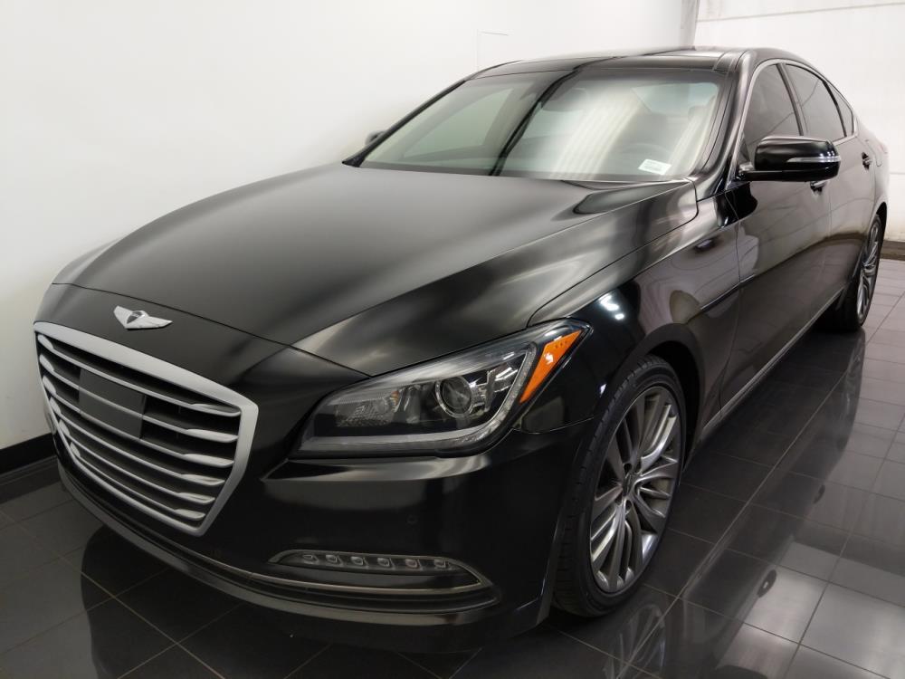 review reviews hyundai used car new genesis