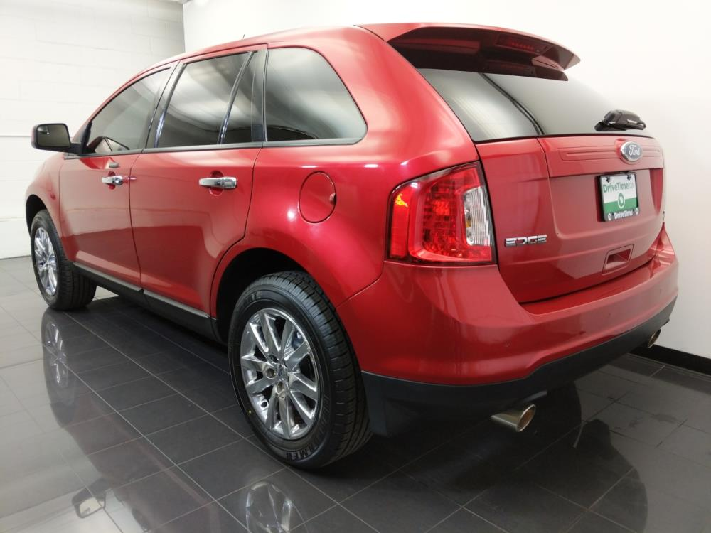 2011 Ford Edge SEL - 1070067107