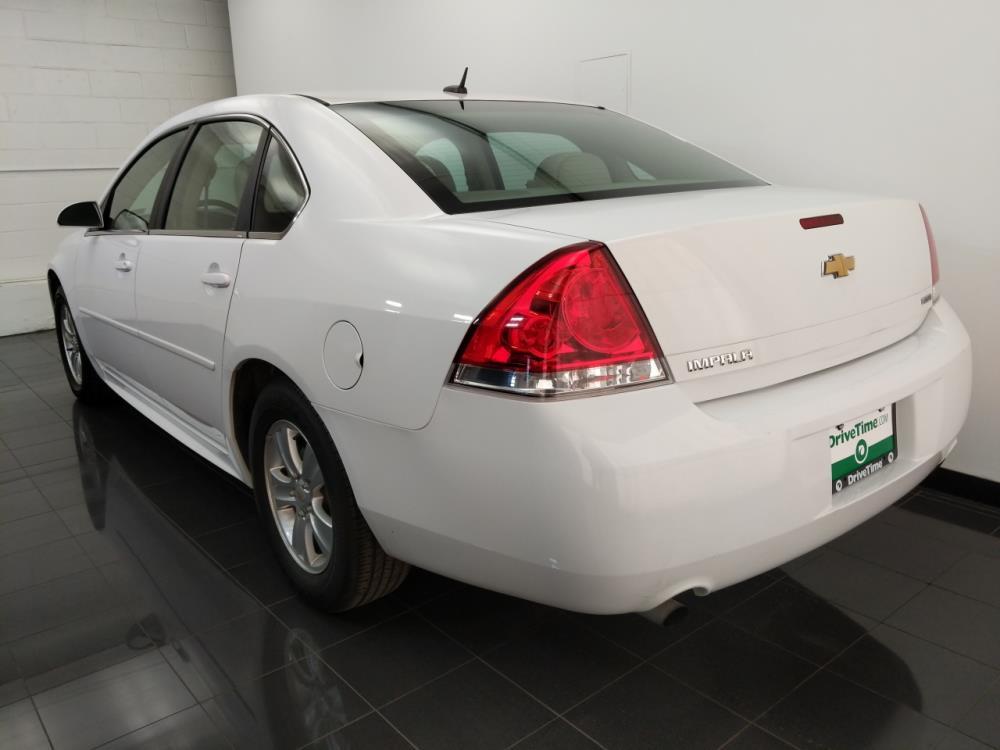 2015 Chevrolet Impala Limited LS - 1070067113