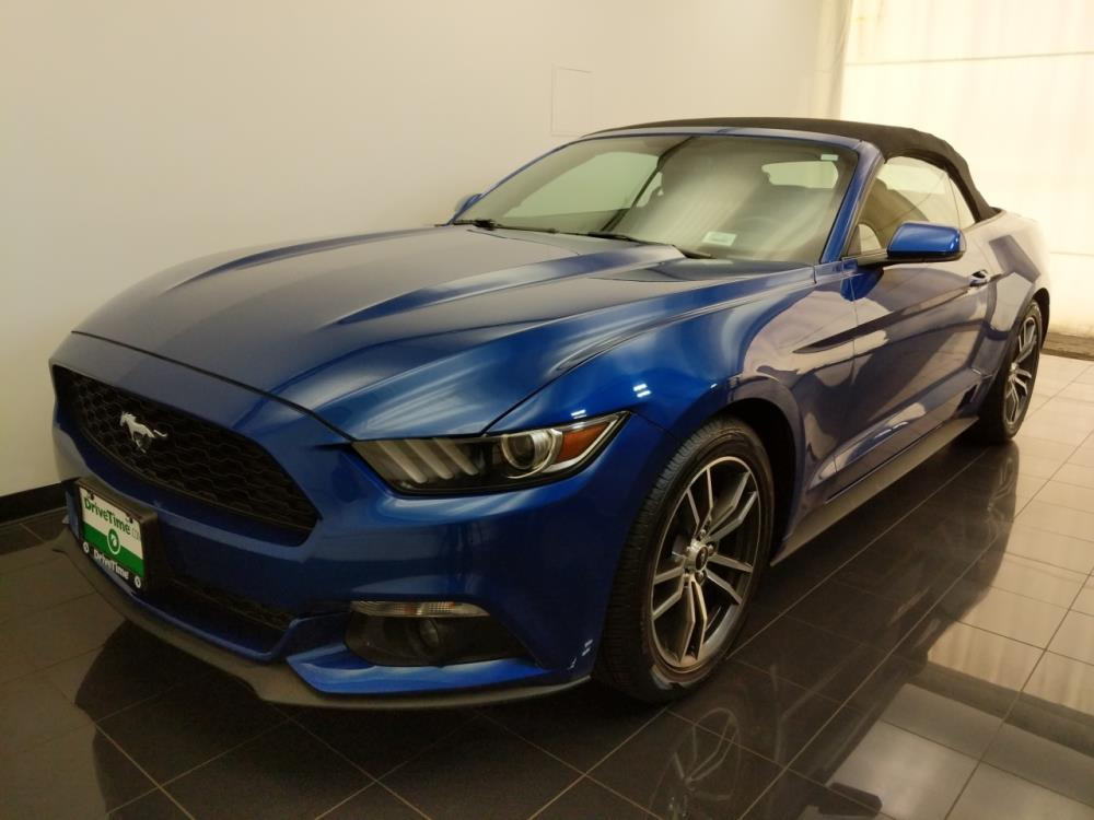 2017 Ford Mustang EcoBoost Premium - 1070067131