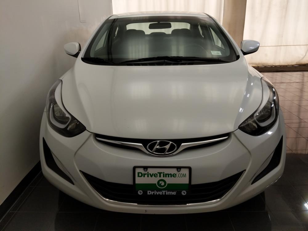 2016 Hyundai Elantra SE - 1070067148