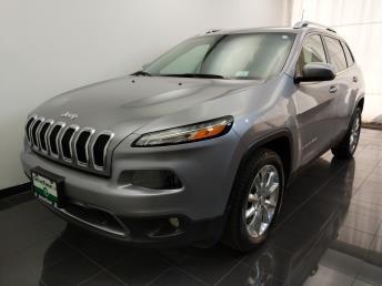 2017 Jeep Cherokee Limited - 1070067156