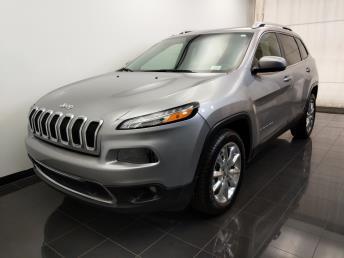 2017 Jeep Cherokee Limited - 1070067176