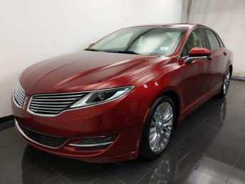 2015 Lincoln MKZ  - 1070067320