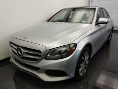 2015 Mercedes-Benz C 300 4MATIC