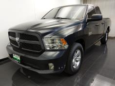 2016 Ram 1500 Quad Cab Tradesman 6.3 ft