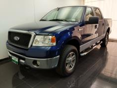 2007 Ford F-150 SuperCrew Cab FX4 5.5 ft