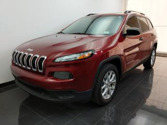 2015 Jeep Cherokee Sport - 1070067660