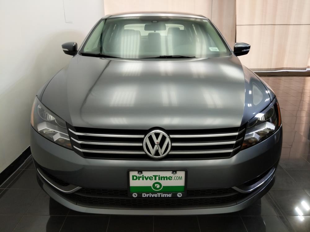 2015 Volkswagen Passat 1.8T SE - 1070067916