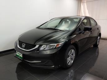 Used 2015 Honda Civic