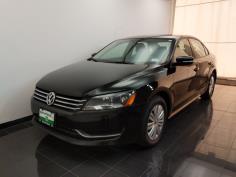 2015 Volkswagen Passat 1.8T S