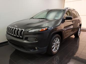 2015 Jeep Cherokee Latitude - 1070068081