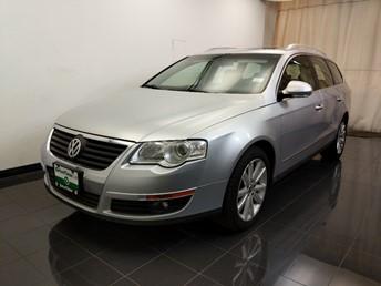2010 Volkswagen Passat Komfort - 1070068353