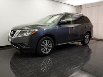 Used 2013 Nissan Pathfinder