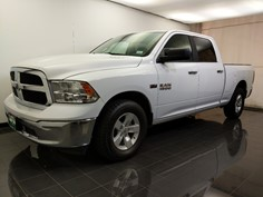 2017 Dodge Ram 1500 Crew Cab SLT 6.3 ft
