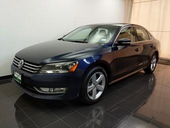 2014 Volkswagen Passat 1.8T Wolfsburg Edition - 1070068717
