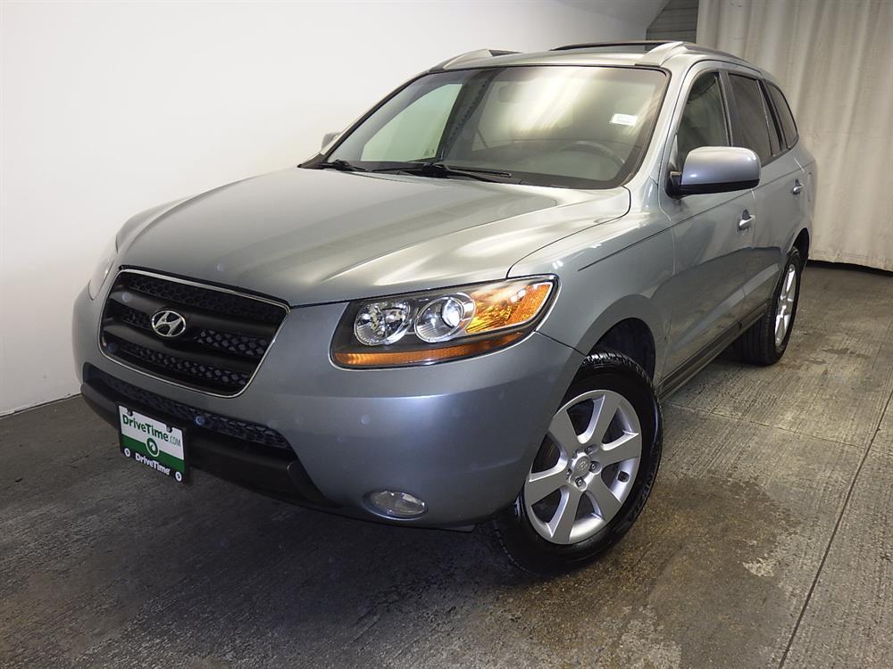 2007 Hyundai Santa Fe - 1080161322
